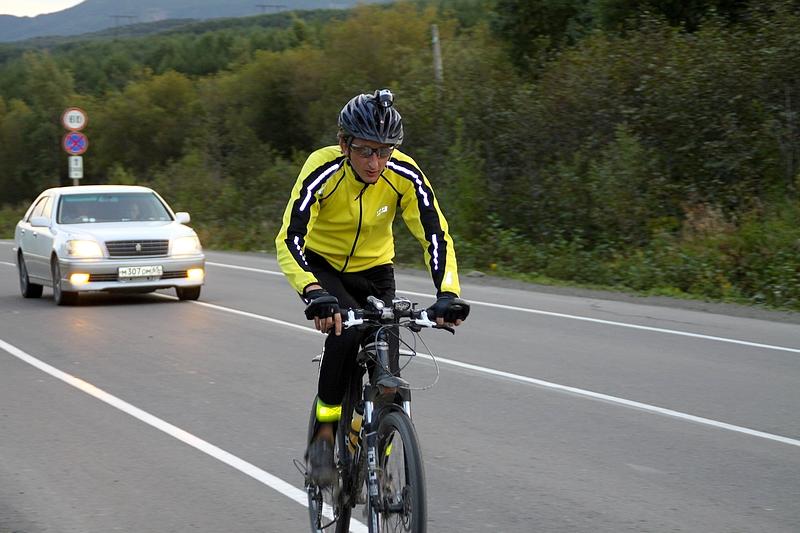 В России поговаривают о введении обязательного страхования для велосипедистов