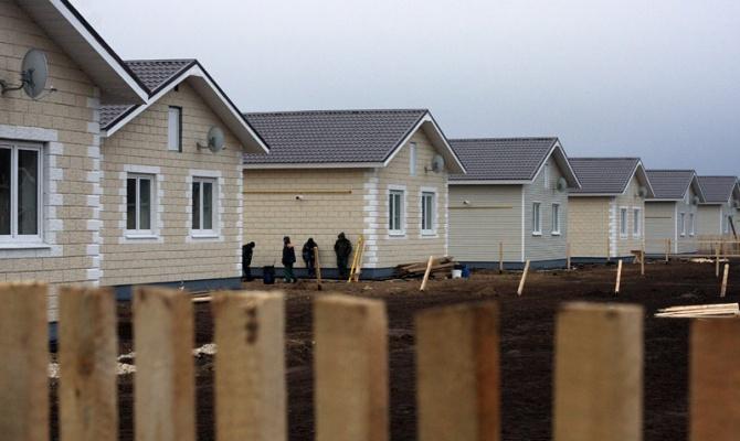 В России могут прекратить бесплатную раздачу домов для погорельцев