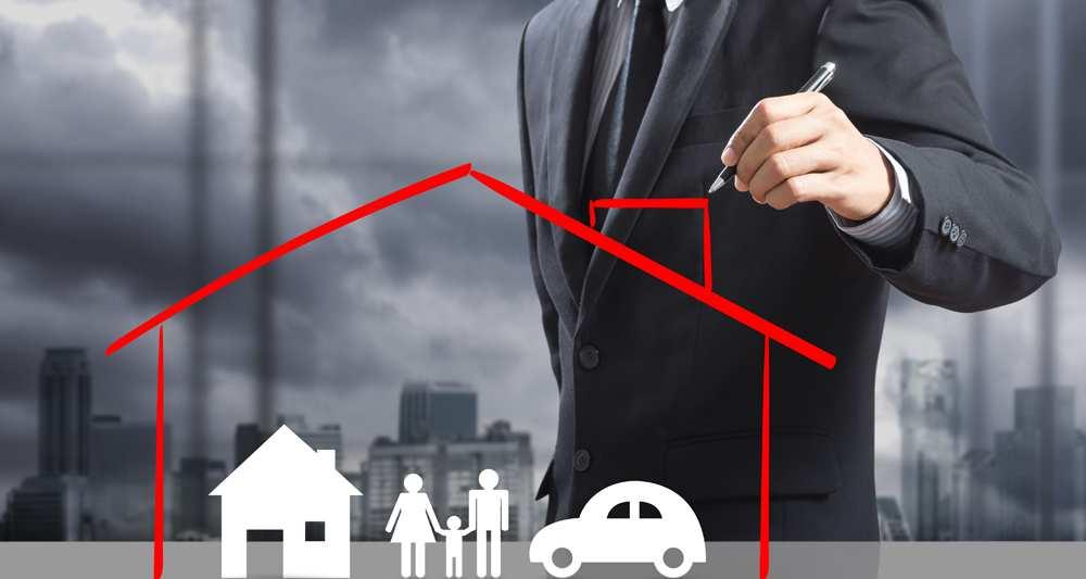 В перспективе могут ввести страхование имущества от ЧС