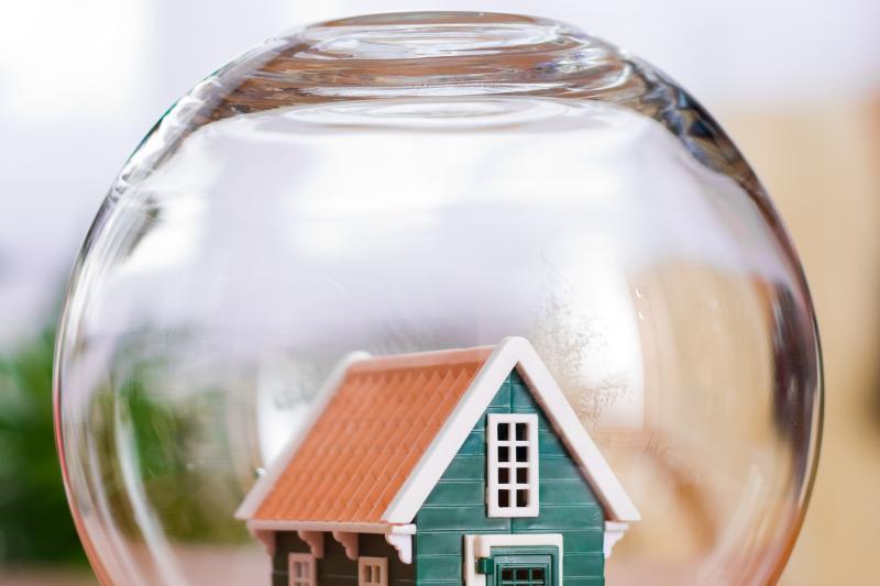 Страхование ипотеки будут учитывать при расчете нормативов банка