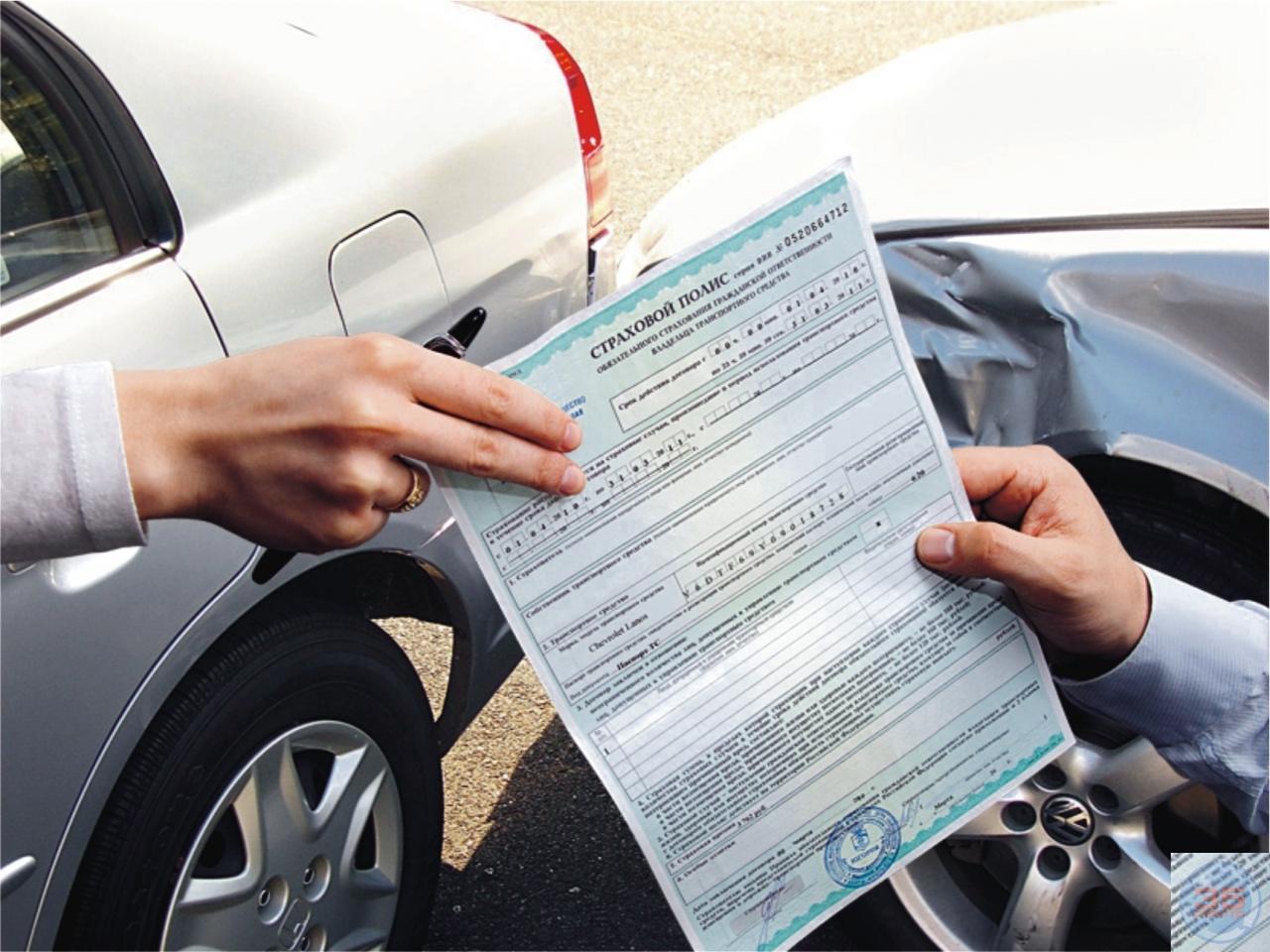 Страховщики ОСАГО будут сами определять вину участников мелких ДТП