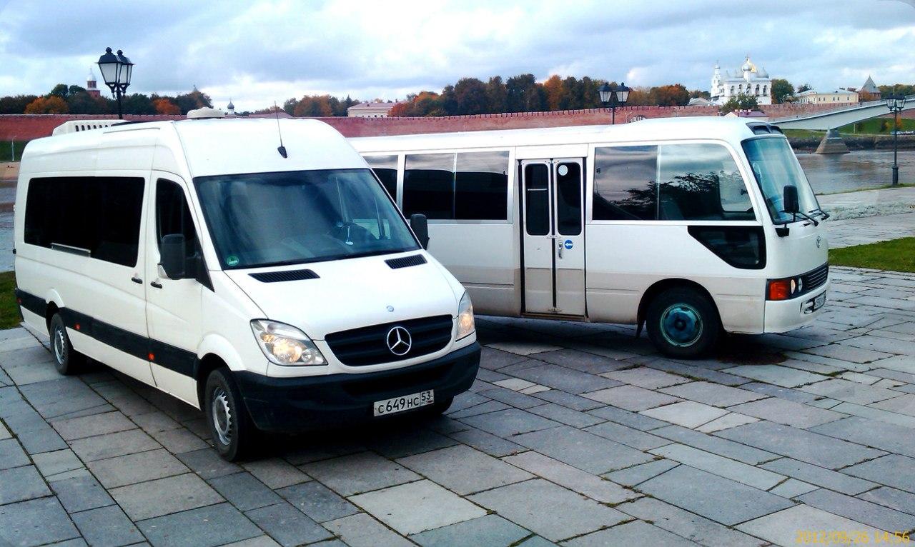 Частные перевозчики обязуются страховать своих пассажиров