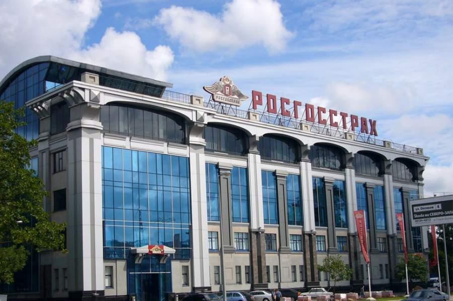 Росгосстрах в Подмосковье выплатил 8,4 млн руб. за сгоревший дом