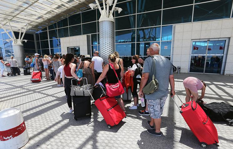 Треть страховых случаев с российскими туристами составляет потеря багажа