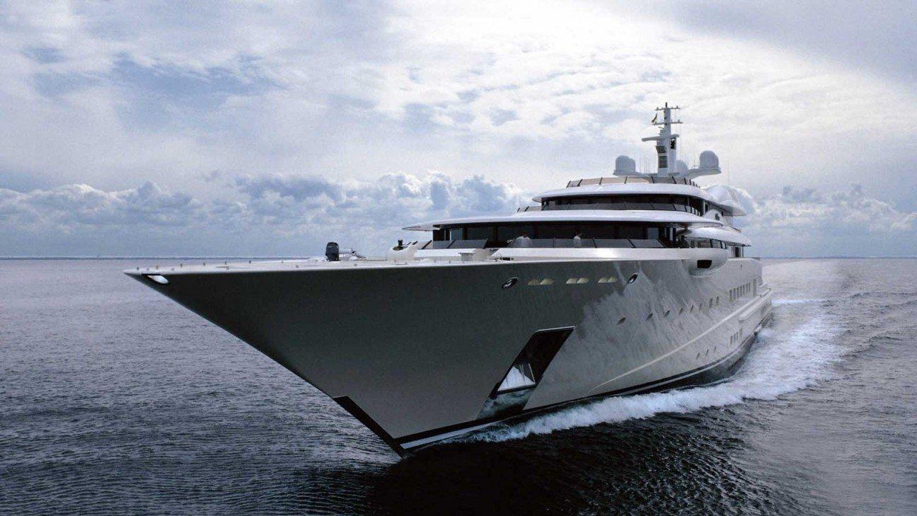 Росгосстрах возместил 54 тысячи фунтов за поломку элитной яхты