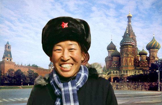 Туристов из Китая, приезжающих в Россию, будут страховать