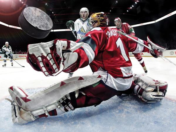 Хоккейный клуб «Сочи» застраховал своих спортсменов