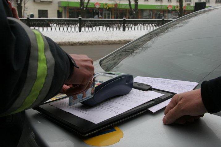 Штрафы за езду без ОСАГО планируют увеличить в 3 раза