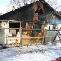 Страховая компания отказалась выплачивать деньги за сгоревший дом