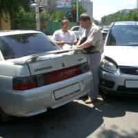 Автовладельцы не стремятся оформлять ДТП по Европротоколу