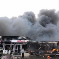 Крупный пожар в Казани – страховщики не хотят нести ответственность