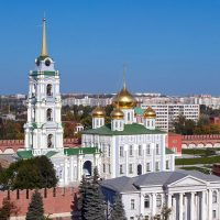 Тульский Кремль застраховали на 490 млн рублей